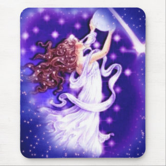 Stars Fairy Mousepad