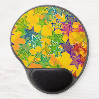 Stars Gel Mousepad Gel Mouse Mat