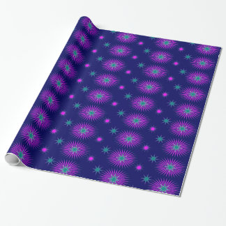 Stars Gift Wrapping Paper