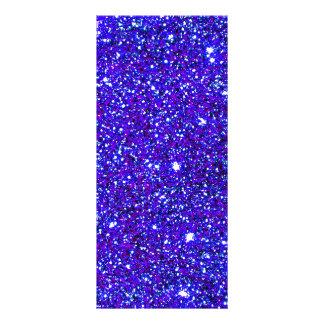 Stars Glitter Sparkle Universe Infinite Sparkly Rack Card