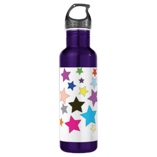 Stars in Bright Colours Liberty 710 Ml Water Bottle