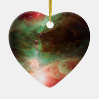Stars in Orion Nebula Space Christmas Ornament