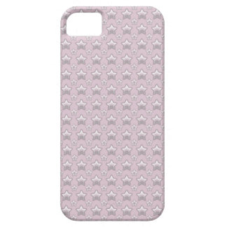 Stars in Soft Pink Barely There iPhone 5 Case