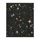 Stars in Space - Hubble Ultra Deep Field Canvas Print