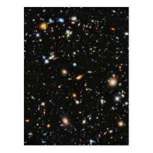 Stars in Space - Hubble Ultra Deep Field Postcard