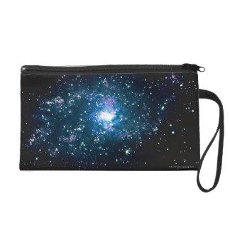 Stars in Space Wristlet