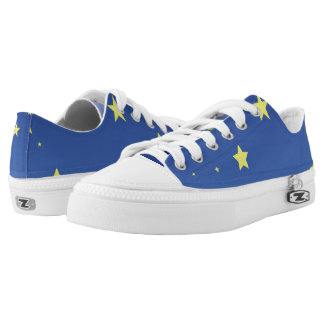 Stars in the sky 3. printed shoes
