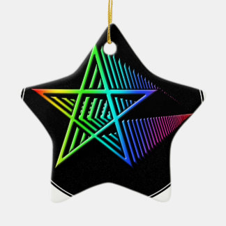 Stars in the Stars Christmas Ornament