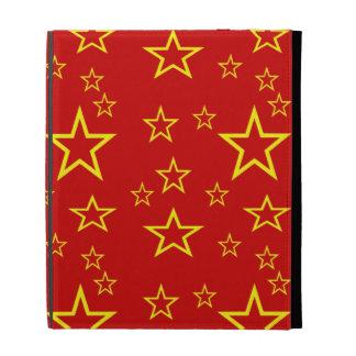 Stars iPad Folio Cover