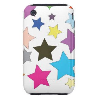 Stars iPhone 3 Case Mate Tough