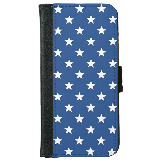 Stars iPhone 6/6S Wallet Case
