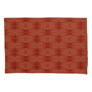 Stars Love Birth-day Maroon Decorative Pillowcase