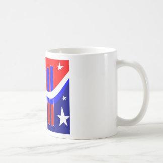 Stars n Bars Basic White Mug