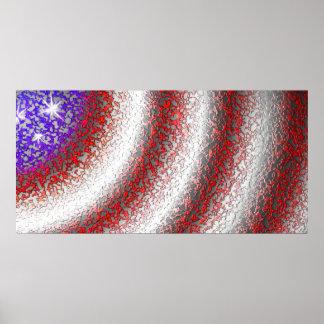 Stars-n-Stripes Poster