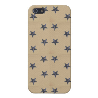 Stars Navy Speck® Fitted™ Case iPhone 4 iPhone 5 Case