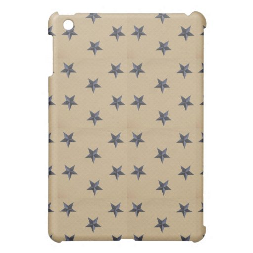 Stars Navy Speck® Fitted™Hard Shell iPad Case