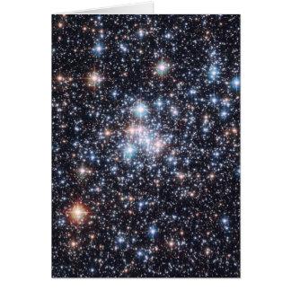Stars / NGC 290 / NASA / Hubble Greeting Card