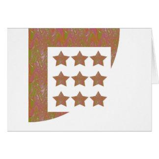 STARS Novino Signature style Pattern n Background Cards