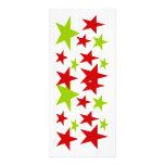Stars of Colour Bookmark Full Colour Rack Card