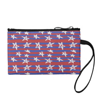 Stars on Stripes Coin Purses