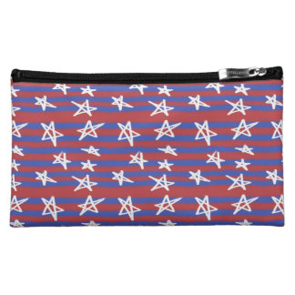 Stars on Stripes Cosmetic Bags