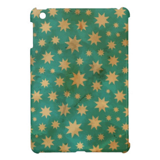 Stars pattern cover for the iPad mini