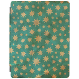 Stars pattern iPad cover