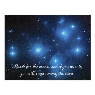 STARS POST CARD