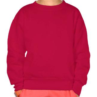 Stars Pull Over Sweatshirt