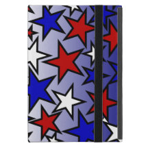 Stars (Red, White and Blue) Case For iPad Mini
