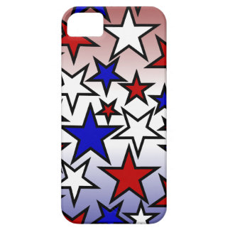 Stars (Red, White and Blue) iPhone 5 Covers