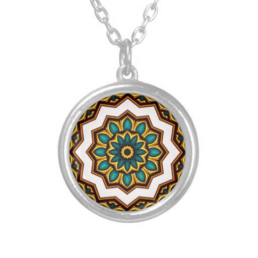 Stars rider Mandala Custom Jewelry