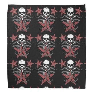 Stars & Skull Bandana