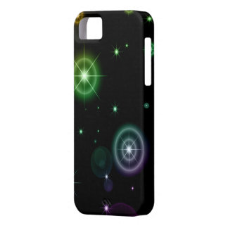 Stars Sparkle iPhone 5 Cover