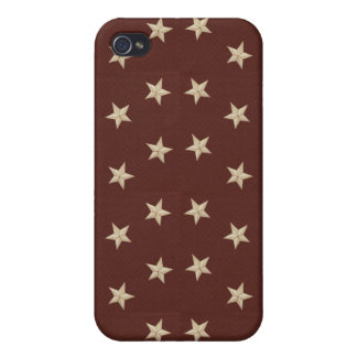Stars Speck® Fitted™ Hard Shell Case for iPhone 4