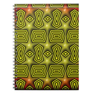 Stars? Spiral Notebook