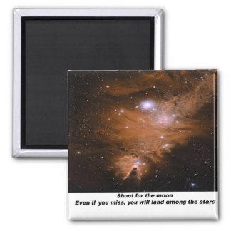 Stars Square Magnet