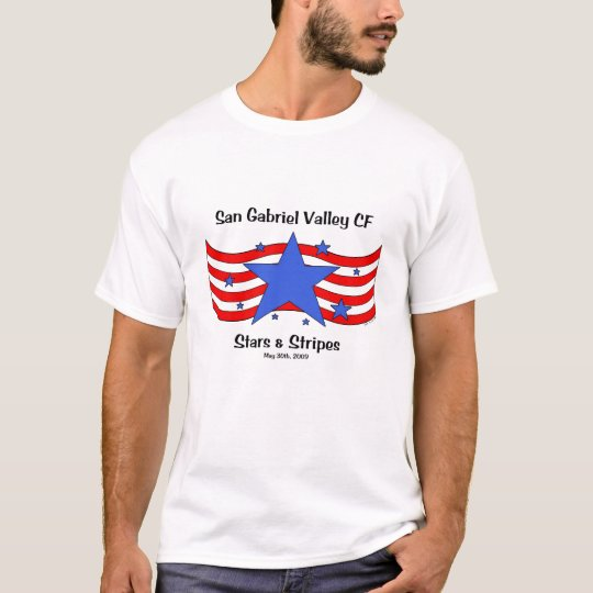 Stars & Stripes 2009 T-Shirt