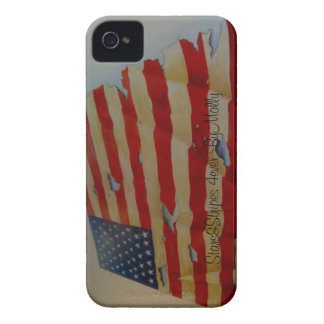 Stars & Stripes 4ever - by Molly iPhone 4 Cover
