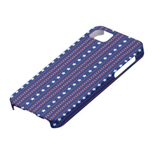 Stars & Stripes iPhone 5 Cases