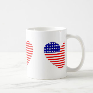 Stars & Stripes Coffee Mug