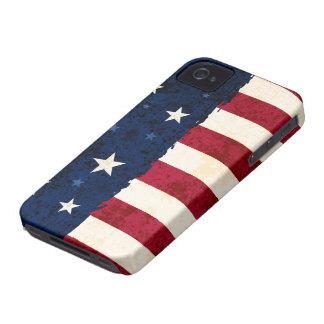 Stars & Stripes Patriotic Blackberry Bold Case