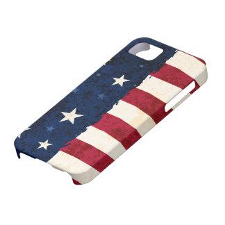 Stars & Stripes Patriotic iPhone 5 Case