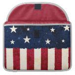 Stars & Stripes Patriotic Macbook Flap