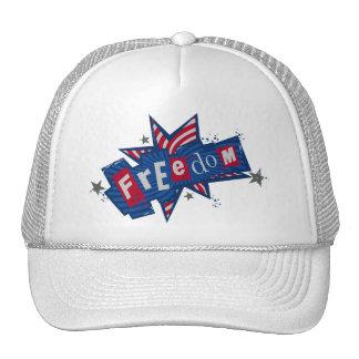 Stars & Stripez Freedom Americana Graphic Hat