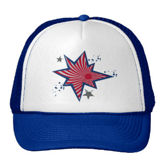 Stars & Stripez Freedom Americana Graphic Trucker Hat