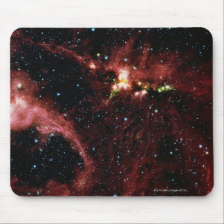Stars Surrounded by Gas Mouse Mat