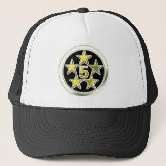 stars trucker hat