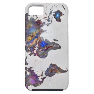 Stars world map case for the iPhone 5