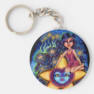 Starshine Keychain